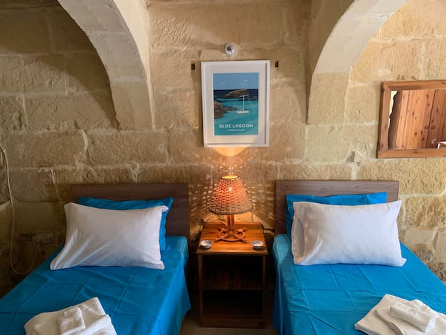 A Room in a beautiful Farmhouse in Ghasri, Gozo
