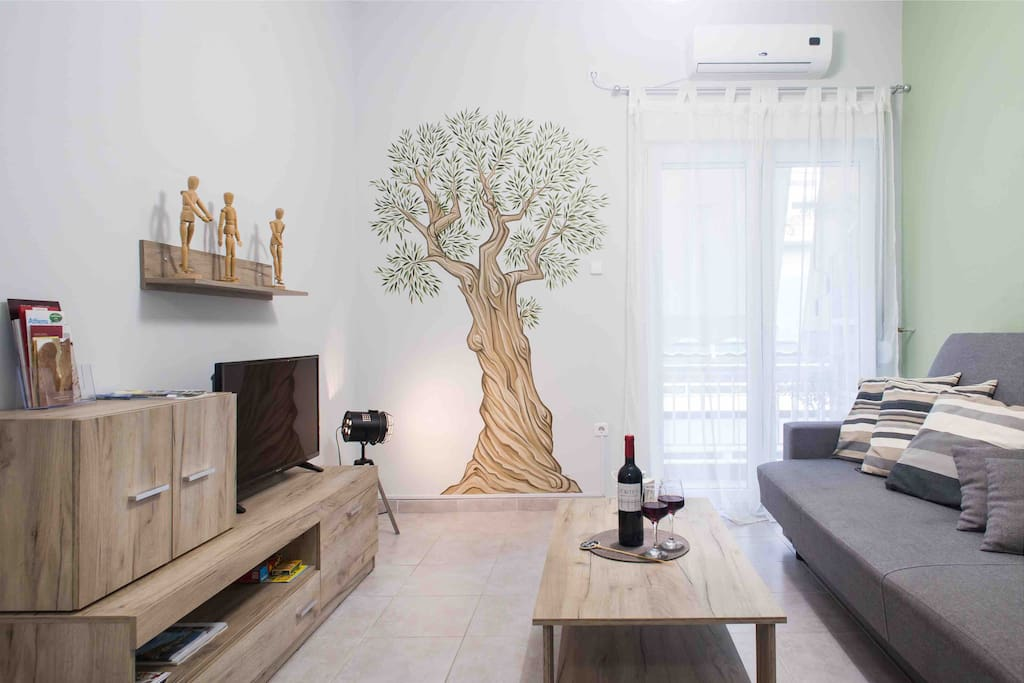Welcome to the Olive Tree Apartment of Athens!!!