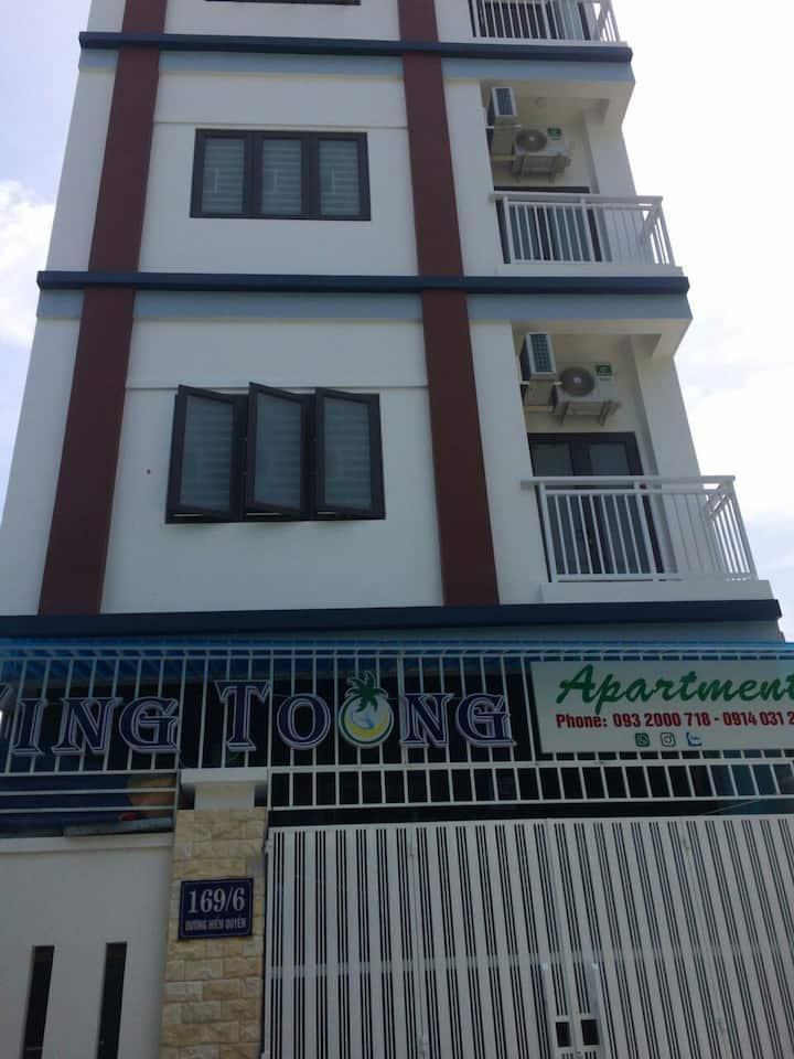 NHA2884 mini apartment mear Muong Thanh