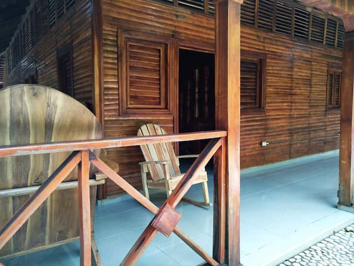 Kasiman Village un Verdadero alojamiento Ecológico