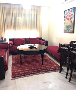 Bright Apartment(Pool,WiFi,AC..)with Self Check-in