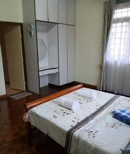 Bintulu Homestay - Private room