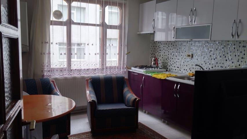 WIFI --5 MINUTES TO ATATURK AIRPORT - Istanbul - Appartement