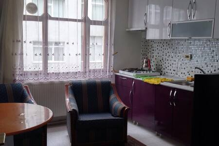 WIFI --5 MINUTES TO ATATURK AIRPORT - İstanbul - Daire