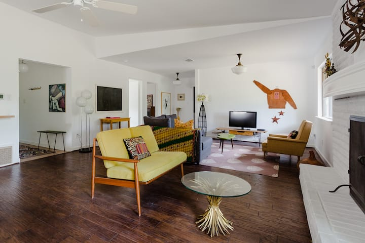 South Austin Retreat - 2 Bedroom
