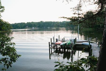 Peaceful Waterside Retreat on St. Leonard Creek