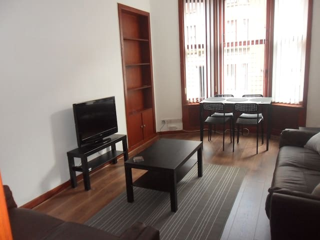 Apartment, West End close City Centre, Glasgow - Glasgow - Lägenhet