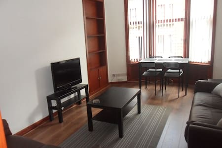 One Bedroom Apartment, West End close City Centre - Glasgow