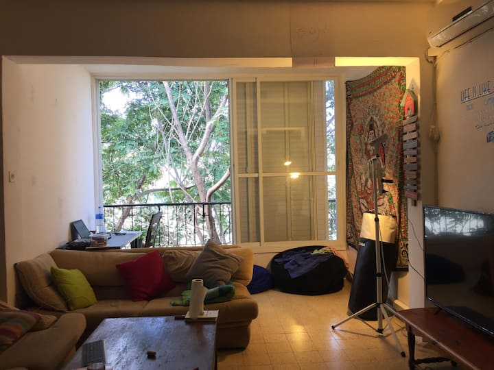 Great and cozy apartment in TLV