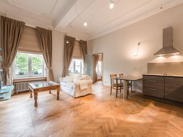 Fully equipped apartment in city center Leuven