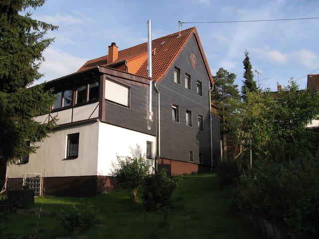 Ferienappartement am Märzbrunnen - Neunkirchen - Kondominium