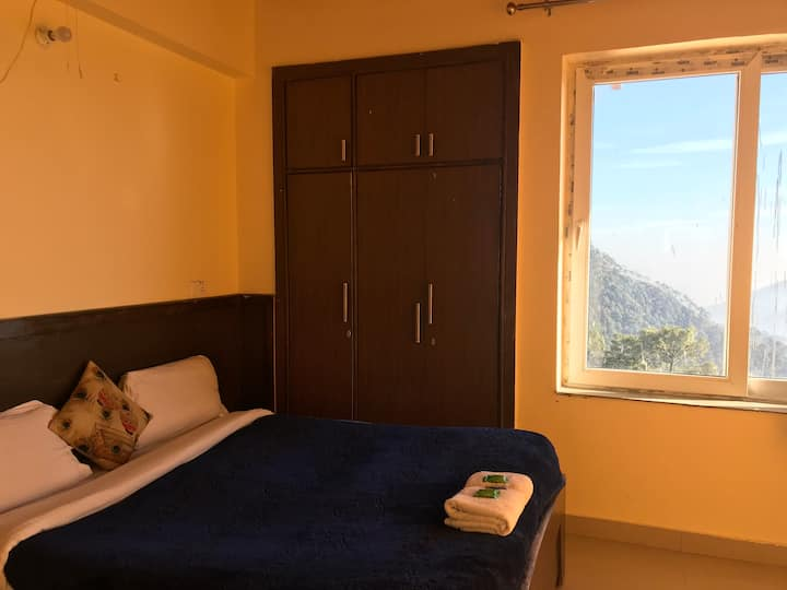 1 bhk furnished Rose apartment at bhawali Nainital