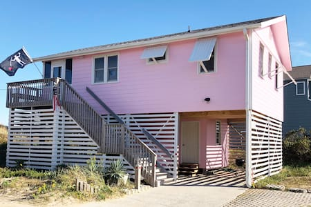 Little Pink Cottage OBX