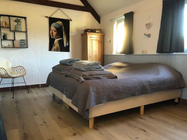 Veluws boerderij appartement De Riek (2/3 pers.)