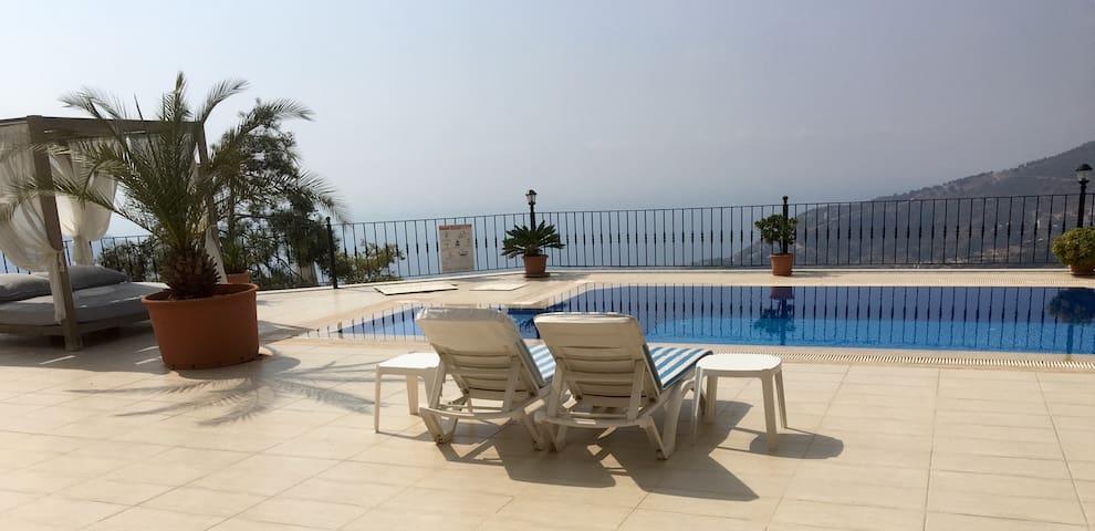 Platanus Villa in Alanya - アランヤ - 別荘