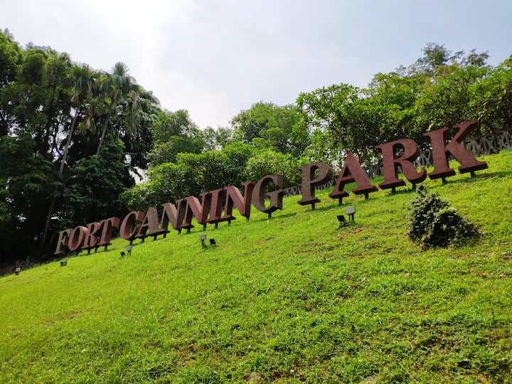Like your own home @ Fort Canning! 150m from MRT