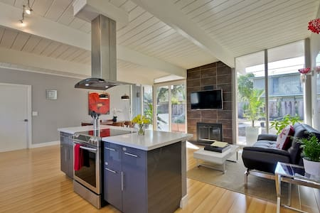 3 BR/2 BA Modern home in Mt. View