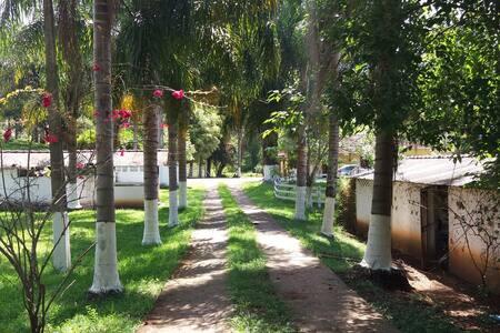 Sítio Vale do Sol - Muita Natureza e Ar Puro - Cambuí - Kabin