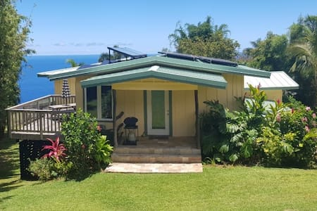 Waipio Valley Nanea, Private Deck & Ocean Views