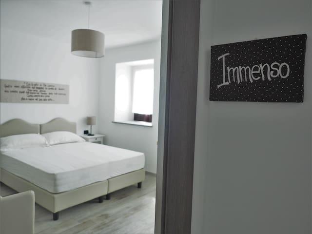 Cascina Cortese - IMMENSO room