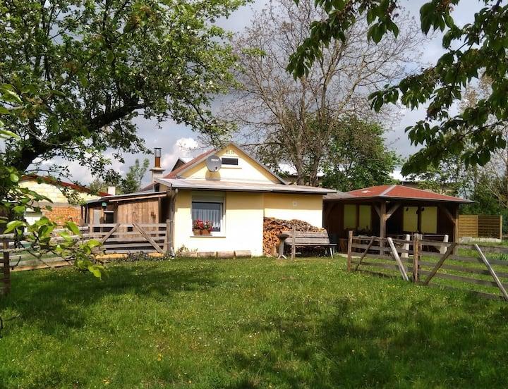 Gartenhaus Oberweimar