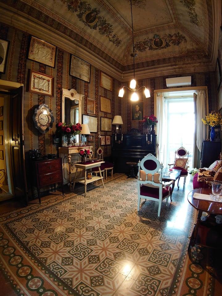Casato Lioy appartamento Vulture
