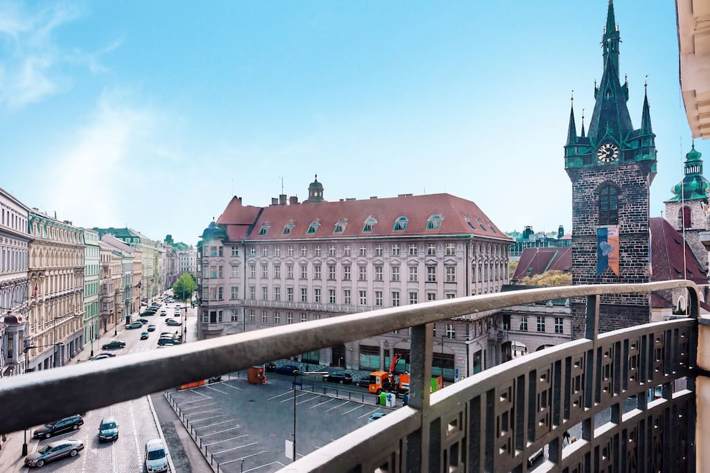 Unique 90m2 Apartment With Balcony View Apartments For Rent In Prague Prague Czech Republic