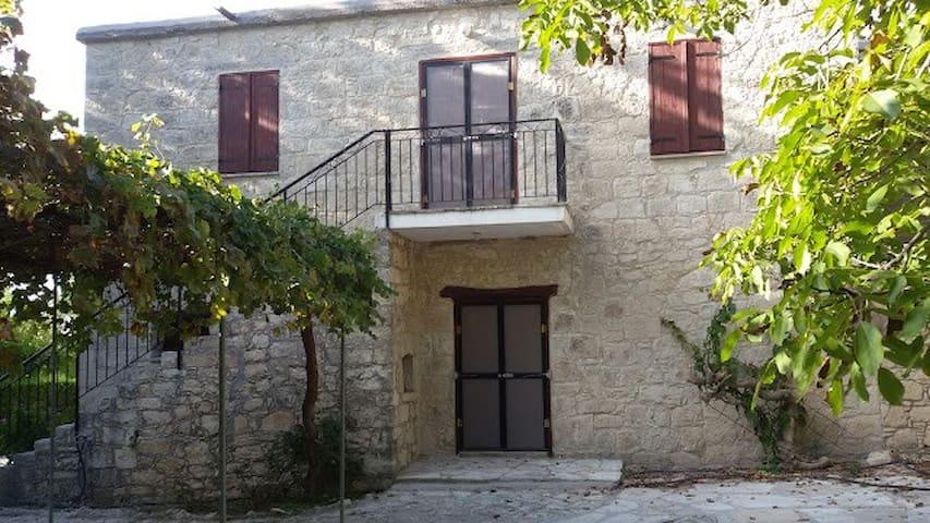 ARODES VILLAGE  KYRIAKOU HOUSE - Kato Arodes - Rumah