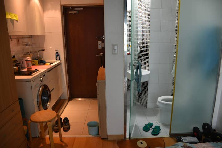 Private apartment in the center of Seoul