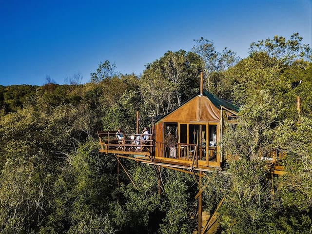 Couples Treetop Suite