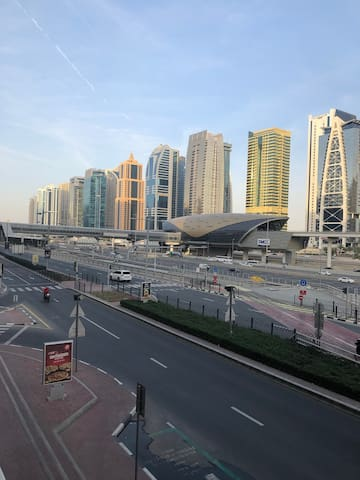 Amazing place for travelers near Marina Mall