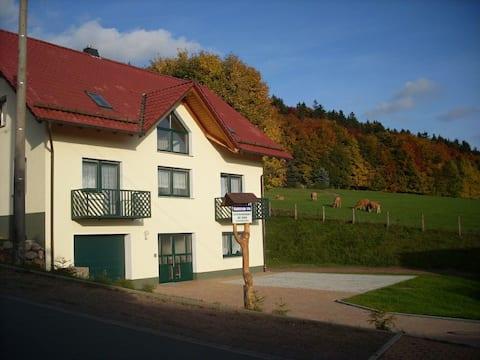 Ontspanning in het Thüringer Woud