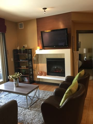 Silver Creek Lodges Condo in Canmore - Canmore - Condominium
