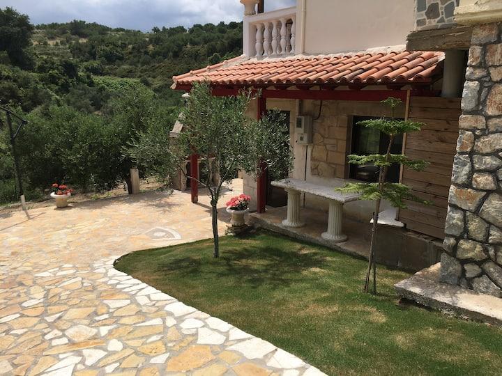Athina Homes Βίλλα ΙΙ με πισίνα για 2-5 άτομα