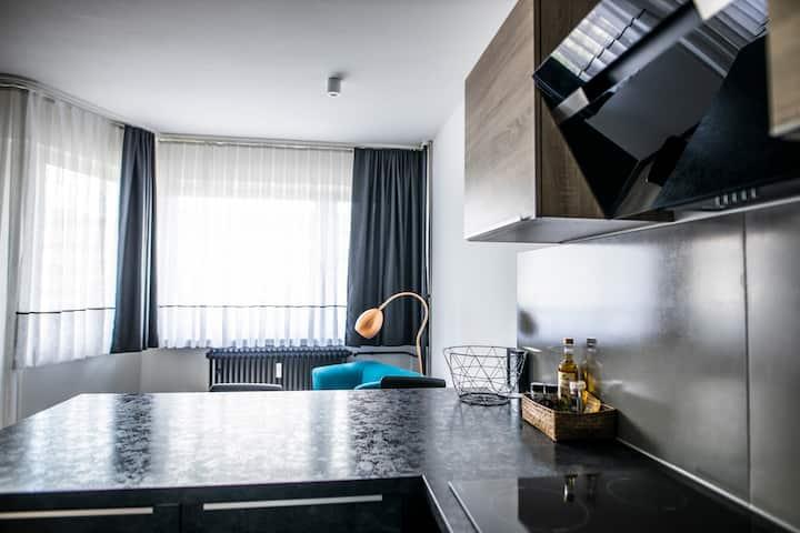 Schöne helle Wohnung im Herzen Mannheims