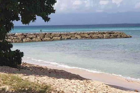 Maison avec accès direct à la plage