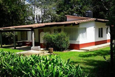 Casa de campo en el Rancho La Colmena