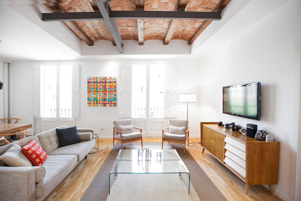 Barcelona Apartments For Rent Family