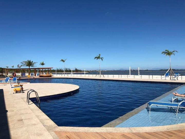 Arraial do Cabo Golden Lake Apart Hotel ótimo