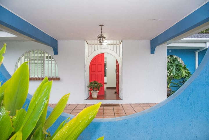 Long Stay in Belen, relax surrounded by gardens!