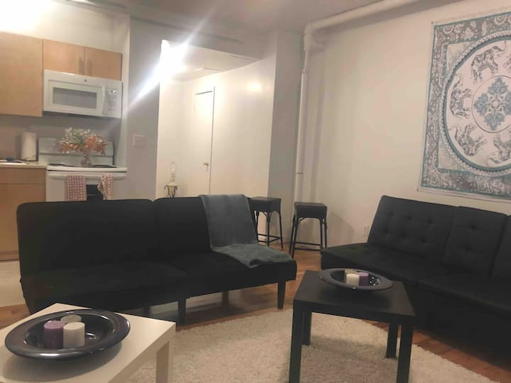 NYC- Manhattan Private Apt Home Your Entire Stay
