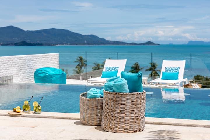 **70% DISCOUNT** 3 Bed/4 Bath BEACHSIDE OCEAN VIEW