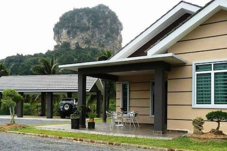 Pancang Homestay & Guest House (2 Rooms)
