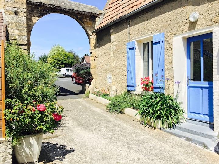 """Maison de ville """" La Tanière"""""""
