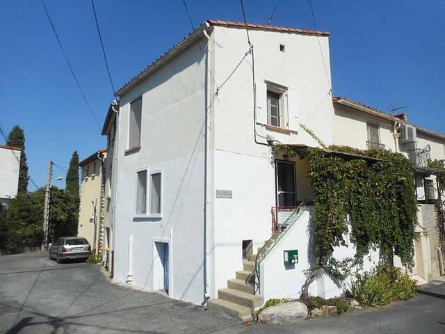 Charmante maison de village renovée 2016 - Sorède - Casa