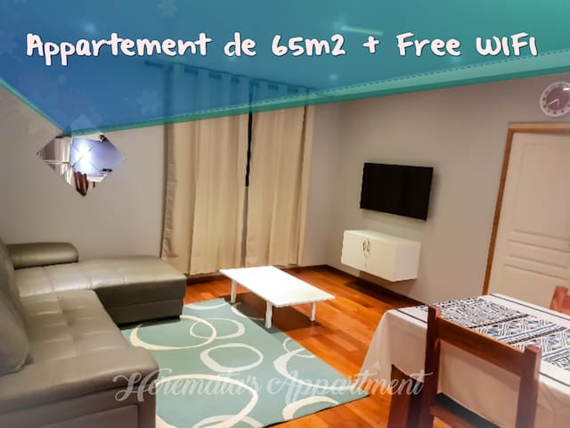 Heremata's appartement *
