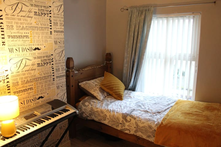 Snug & warm room in Terraced house