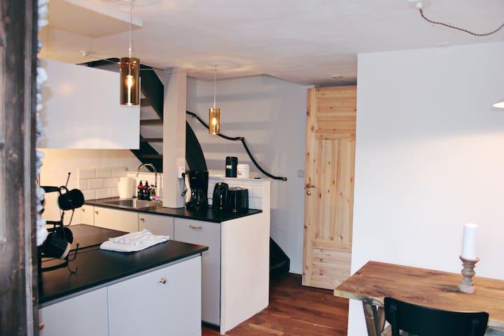 Nyrenoverad sem lgh 400m från stranden, lgh ÄNG - Trelleborg Ö - Apartamento