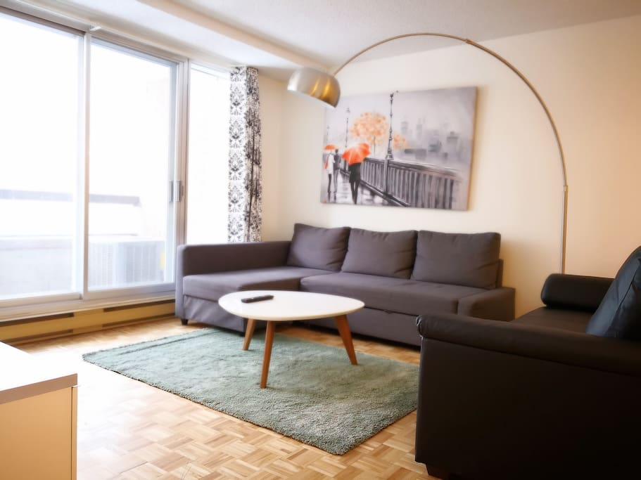 Downtown montreal appart 39 h tels louer montr al for Appart hotel montreal