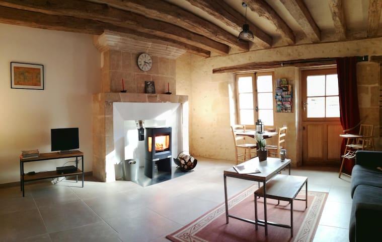 La maison des roches